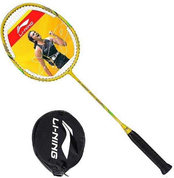 LI-NING LINING BADMINTON RACKET XP2020 YELLOW WITH BOLT NEO SHUTTLE COMBO Badminton Kit