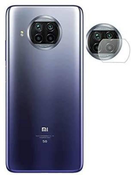 Akhirah Back Camera Lens Glass Protector for MI 10i 5G
