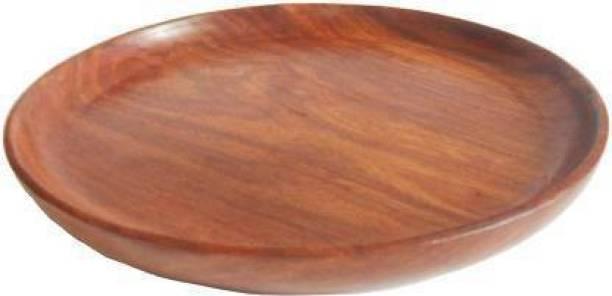 SUNWOOD ENTERPRISES wooden plate Quarter Plate