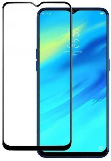 BLACK GORILLA Edge To Edge Tempered Glass for Vivo IQoo U3x