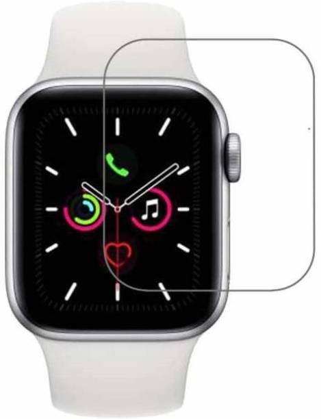 D-STONE Screen Guard for Apple Watch Series 4, 5, 6 & SE (44mm) Unbrekeble/Flexible Guard