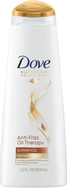 DOVE Nutritive Solutions Anti-Frizz Oil Therapy Imported Shampoo