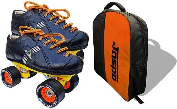 Jaspo Pro-30 Hydra Quad Shoe Skates Quad Roller Skates - Size UK - 5
