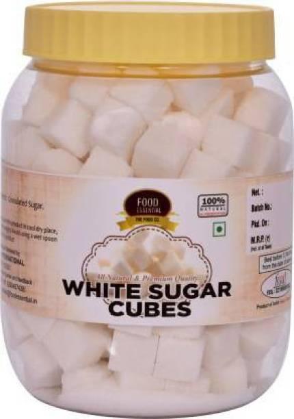 FOOD ESSENTIAL White Sugar Cubes Sugar