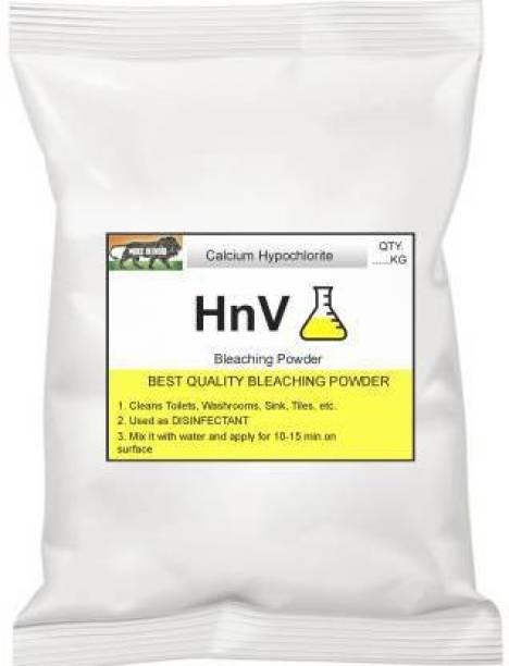 HnV 1kg BLEACHING POWDER DISINFECTANT BEST QUALITY PRODUCT Regular Powder Toilet Cleaner (1000 g) Powder Toilet Cleaner