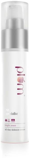 Plum Bright Years All-Day Defence Cream SPF 45 - SPF 45 PA+++