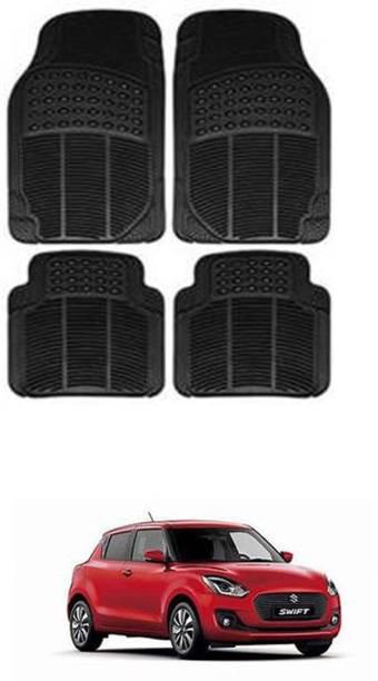 JVG Rubber Standard Mat For  Maruti Suzuki Swift