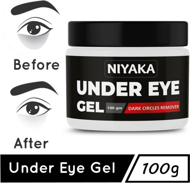NIYAKA Under Eye Gel Dark Circles Treatment _100gm (100 g) (100 g)