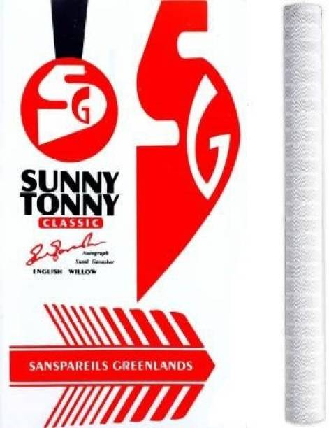 SG ST SG SUNNU TONNY CLASSIC WITH BAT GRIP CRICKET BAT STICKER Bat Sticker