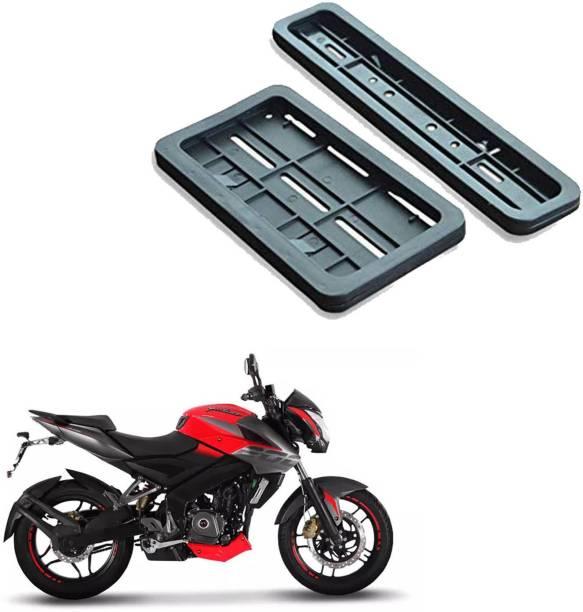 Vagary Bike Number Plate Frame (Standard Size for All Bikes) (Front & Back) -013 Bike Number Plate