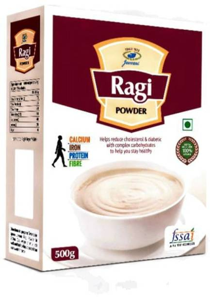 Jeevans Food Ragi Powder Cereal