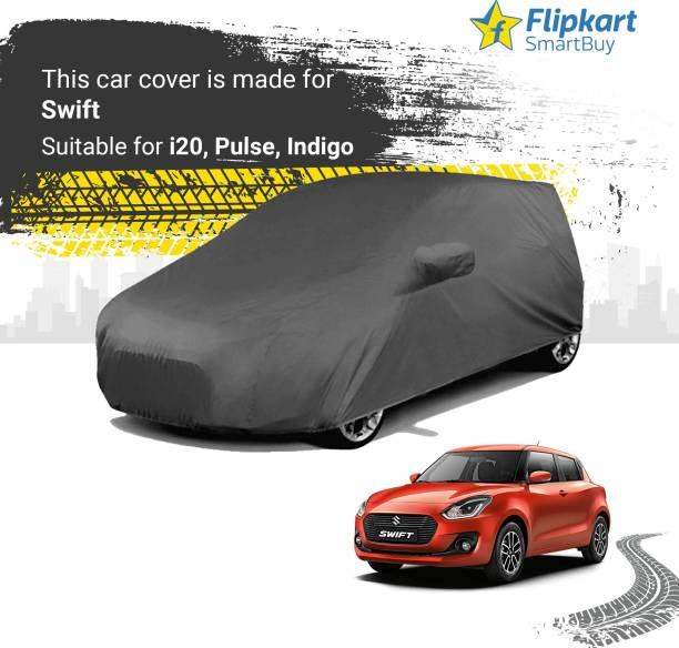 Flipkart SmartBuy Car Cover For Maruti Suzuki Swift (With Mirror Pockets)