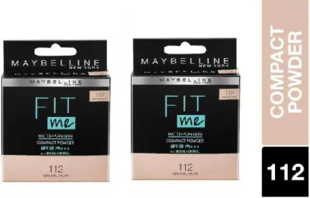 MAYBELLINE NEW YORK Natural Ivory 112  Compact