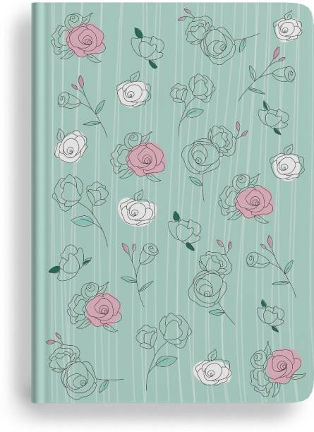 Factor Notes Hard Cover 100 GSM Natural Shade Paper Journal Designer Diary A5 Notebook Dot Grid 200 Pages