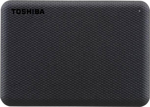 TOSHIBA Canvio Advance 1 TB External Hard Disk Drive