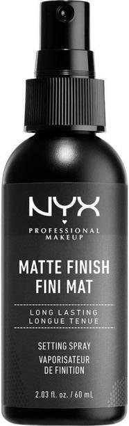 NYX Professional Makeup Matte Finish Fini Mat Setting Spray Primer  - 60 ml