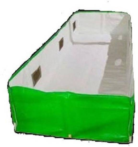 Vermibed Green Raksha 450 GSM HDPE Vermicompost Bed or Vermi Bed (12ft Lx 4ft W x 2ft H) Grow Bag