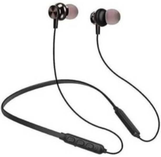 SYARA TEJ_618A_HP 17 Neck Band Bluetooth Headset Bluetooth Headset