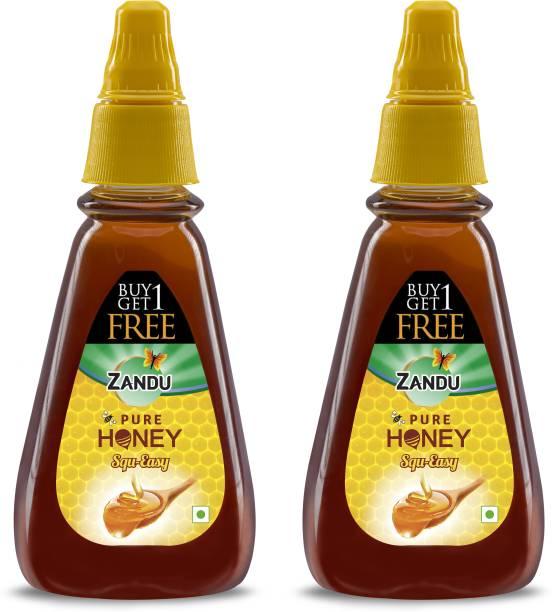 ZANDU Pure Honey Squ-Easy