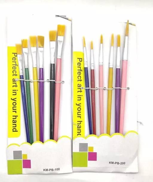 CRAZYGOL Tempra Colors/Paints/Water Colours for Painting/Kids/Colour Paints/Drawing for Kids (Set of 12, Multicolor)