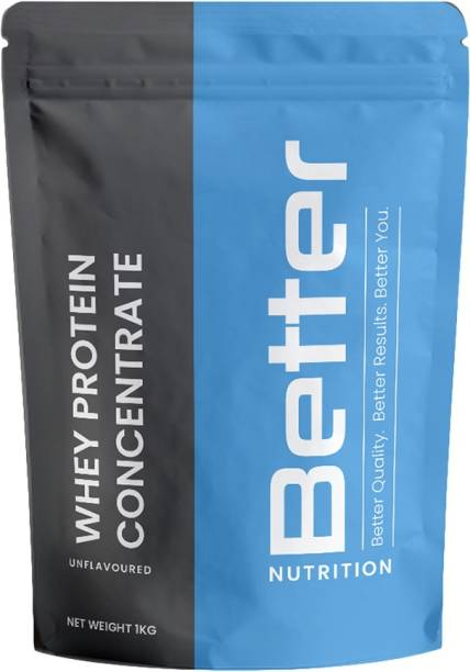 Better Nutrition Concentrate Whey Protein