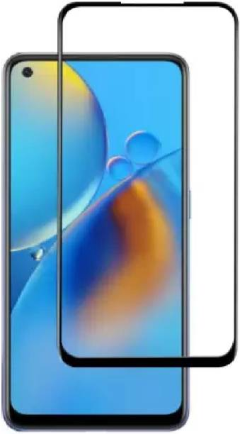 ISAAK Edge To Edge Tempered Glass for OPPO A74