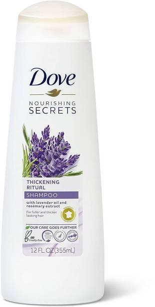 DOVE Nourishing Secrets Thickening Ritual Imported Shampoo