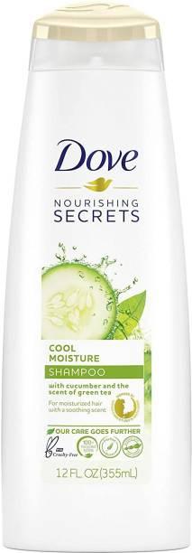 DOVE Nourishing Secrets Cool Moisture Imported Shampoo
