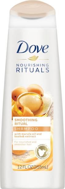 DOVE Nourishing Rituals Smoothing Ritual Imported Shampoo