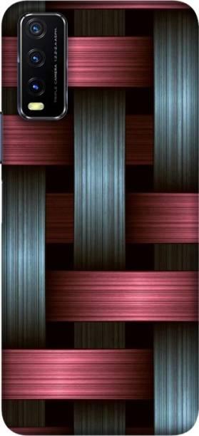 PNBEE Back Cover for vivo iQOO U1x - 3d Pattern Print