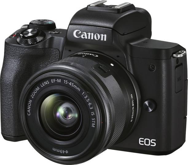 Canon EOS M50 Mark II Mirrorless Camera EF-M15-45mm 1;3.5-6.3 IS STM 1N