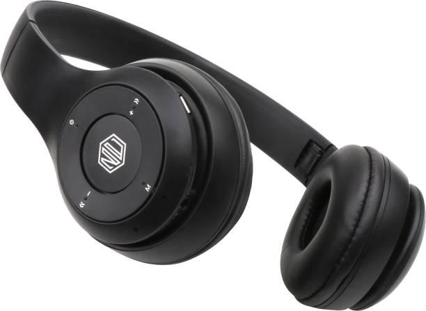 Nu Republic Dubstep X3 Bluetooth Headset
