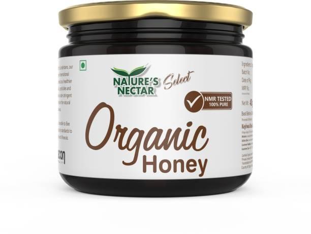 Nature's Nectar Organic Honey 400g