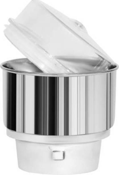 PowerJar Stainless Steel Mixer Chutney Jar--01 Mixer Juicer Jar
