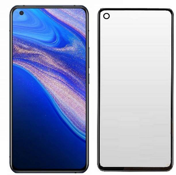 AARERED Screen Guard for Oppo A52, Oppo A54, Oppo A74 (Ceramic Matte)