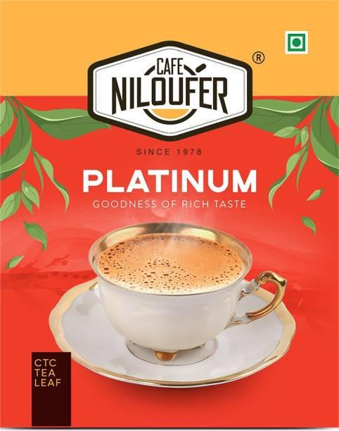 Cafe Niloufer Platinum Premium Blend Tea Box