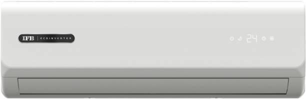 IFB 1.5 Ton 5 Star Split Dual Inverter AC  - White