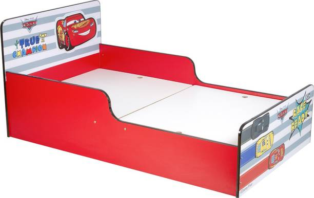 Yipi Cars Smart Box Storage Bed Engineered Wood Single Box Bed