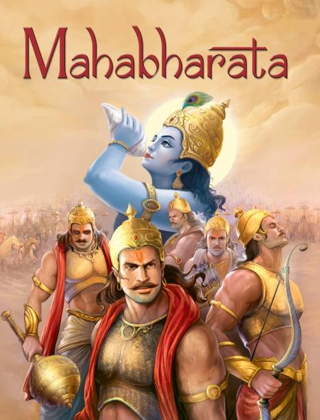 Mahabharata : Indian Epic : Indian Mythology Big Book