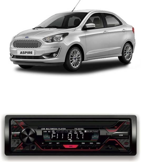 Genipap Car Stereo Sinle Din FX- A100U | car Music System | Car Stereo with Bluetooth, USB,SD Card , Aux 123 Car Stereo