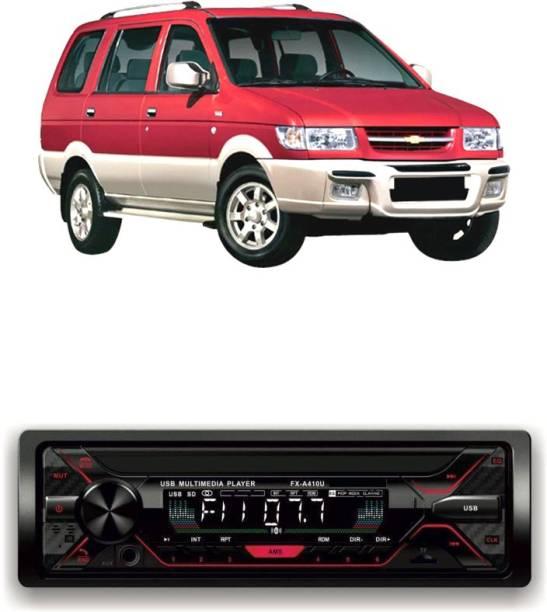 Genipap Car Stereo Sinle Din FX- A100U | car Music System | Car Stereo with Bluetooth, USB,SD Card , Aux 92 Car Stereo
