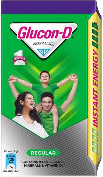 GLUCON-D GD regular drink 450 gm Energy Drink