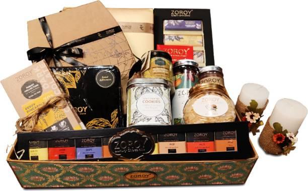 Zoroy Luxury Chocolate Goodness Overload Hamper of Luxury goodies and chocolates Combo