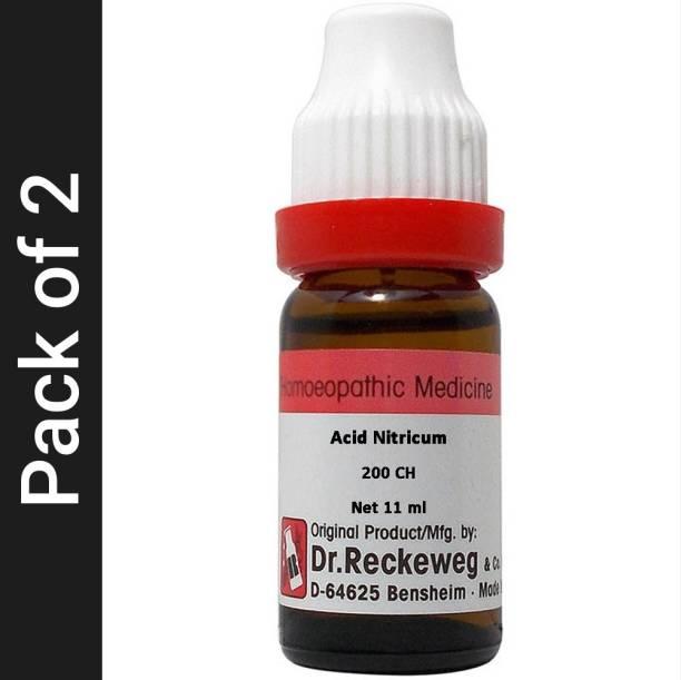 Dr. Reckeweg Acid Nitricum 200 CH Dilution