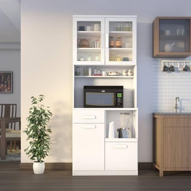 Flipkart Perfect Homes Engineered Wood Kitchen Cabinet