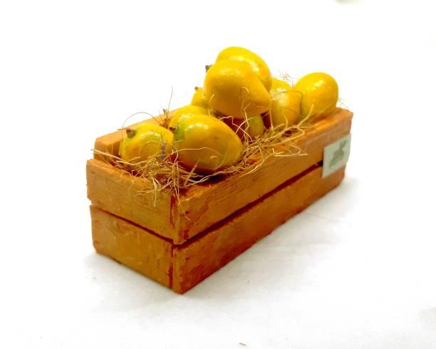 the monumet shop mangos in crate fridge magnet miniature food 3D fridge magnet best souvenir gift Fridge Magnet, Door Magnet, Magnetic Paper Holder, Kitchen Organiser Magnet, Multipurpose Office Magnets Pack of 1