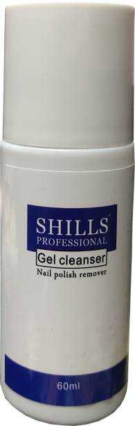 Shills Professional Gel Cleanser Nail Polish Remover