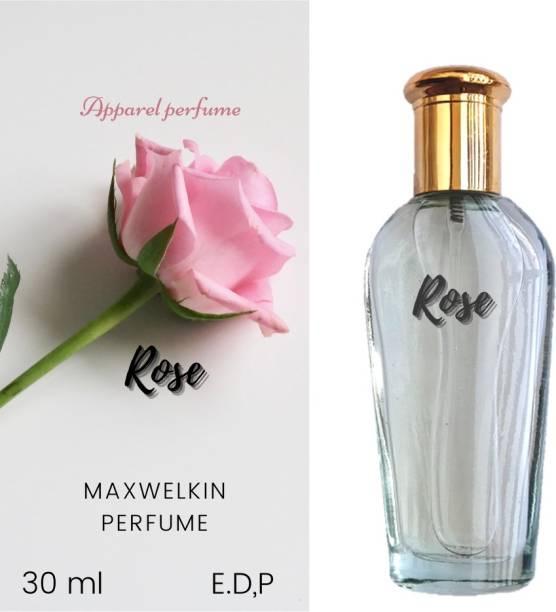 MAXWELKIN 30 ml naturalRose long lasting perfume Eau de Parfum  -  30 ml