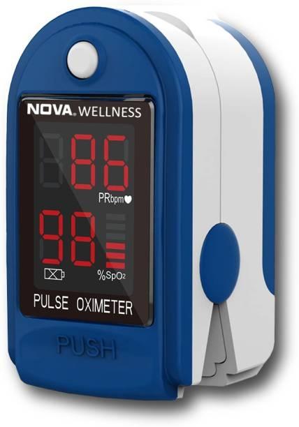 Nova wellness NP 200 Smart Digital Oxygen Saturation n Blood Pressure Pulse Oximeter Pulse Oximeter