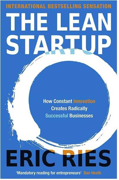 The Lean Startup (English, Hardcover, Ries Eric)